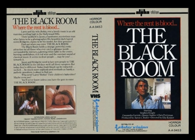 Black room vhs