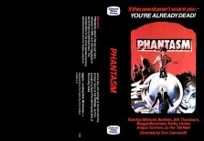 PHANTASM VHS ORIGINAL