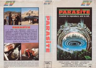 PARASITE VHS